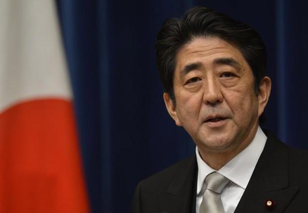 Shinzo Abe é nomeado primeiro-ministro do Japão (Foto: EFE)