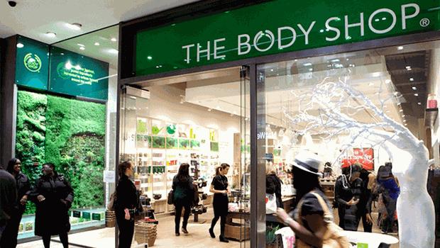 The Body Shop, hoje nas mãos da multinacional francesa LOréal (Foto: Divulgação)