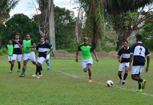 Copão Comunitário de futebol amador (Foto: Adonay Melo/Asscom PMRB)