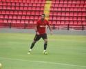 Rithely é dúvida no Sport, e Ronaldo treina, mas ainda fica fora contra Coxa