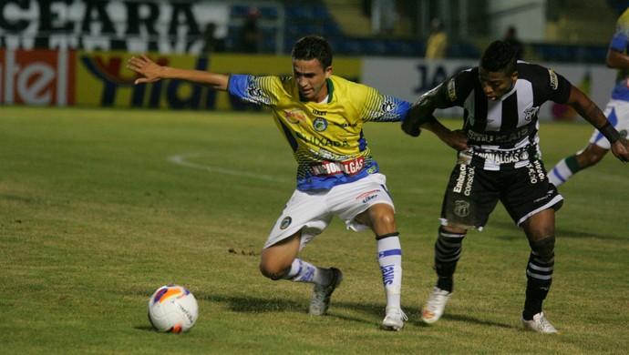 Ceará x Quixadá Campeonato Cearense PV (Foto: Kid Júnior/Agência Diário)