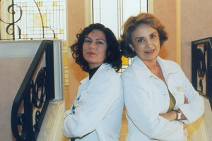 Patricia Pillar e Eva Wilma