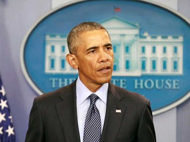 Obama fala sobre ataque a boate em Orlando (Foto: Joshua Roberts/Reuters)