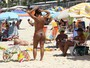 Rio tem mais um dia de forte calor e temperatura bate 41,3 graus