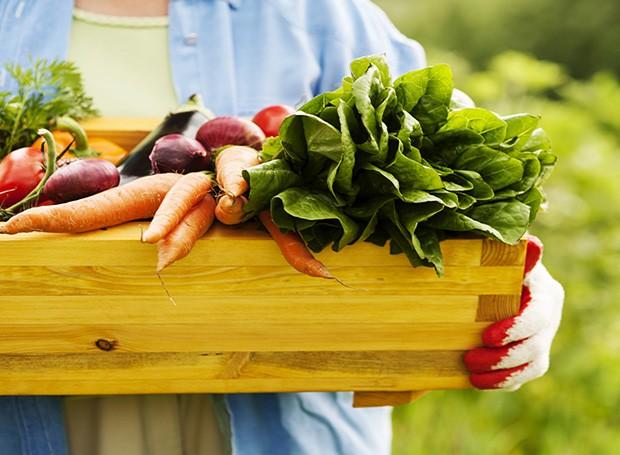 Frutas e hortaliças (Foto: ThinkStockPhotos)