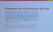 Saiba como funciona a distribuição gratuita de kits para sinal digital de TV