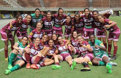 41a9936730 Ferroviária vence o Colo Colo e conquista a Libertadores Feminina