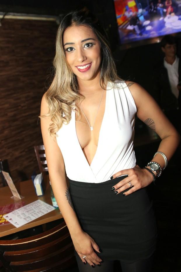 Talita Araújo (Foto: Thiago Duran/AgNews)