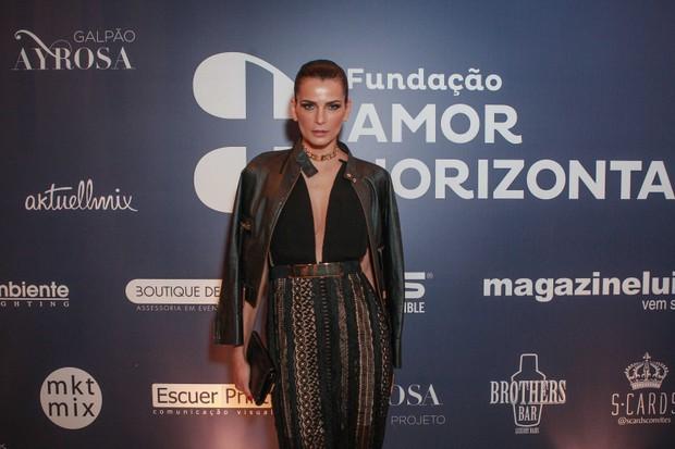 Fernanda Motta (Foto: Raphael Castello / AgNews)