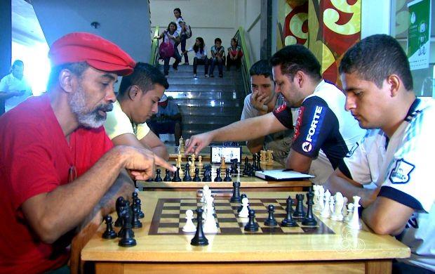 xadrez (Foto: Acre TV)