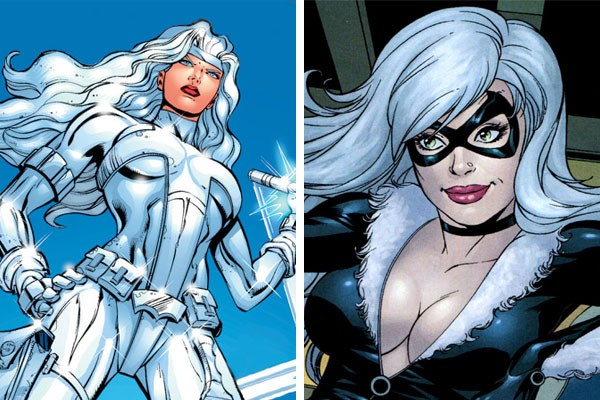 Silver Sable e Gata Negra ainda são um grande mistério nas telonas.  (Foto: Reprodução)