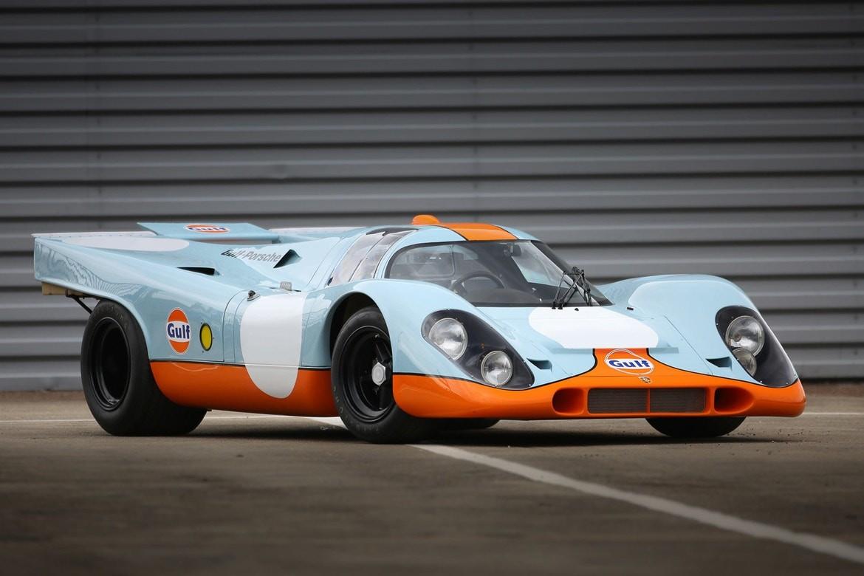 O Porsche 917 de Steve McQueen (Foto: Divulgação)