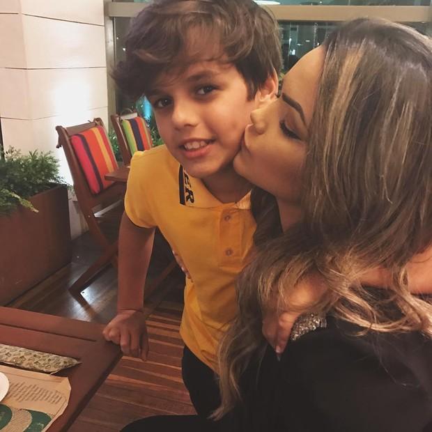 Suzanna Freitas e Jaime Vitor (Foto: Reprodução/Instagram)