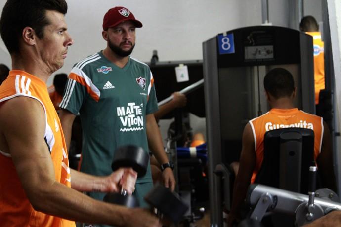 Wagner Fluminense (Foto: Nelson Perez / Fluminense FC)