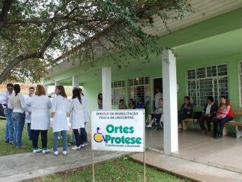 projeto unicentro (Foto: Divulgação / Coorc Unicentro)