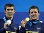 Não é só Phelps: conheça outros cinco astros e estrelas da natação dos EUA