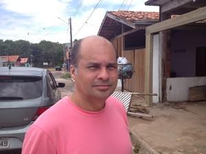 Fernando Furriel, de 41 anos (Foto: Dyepeson Martins/G1)