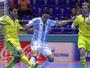 Argentina faz no fim da prorrogação, bate Ucrânia e vai às quartas de final