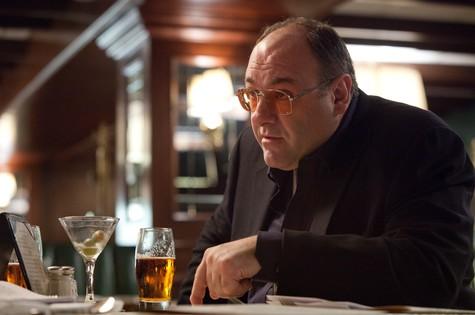 """James Gandolfini, o Tony Soprano de """"Os Sopranos"""" (Foto: Melinda Sue Gordon)"""