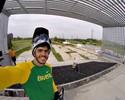 Balada Olímpica terá Fabi, do vôlei, e Renato Rezende, ciclista de BMX