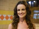 Carolina Kasting comenta reviravolta na vida de Gina: 'Merece viver grande amor'
