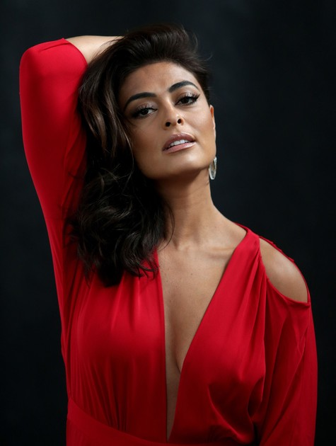 Juliana Paes (Foto: Márcio Alves)