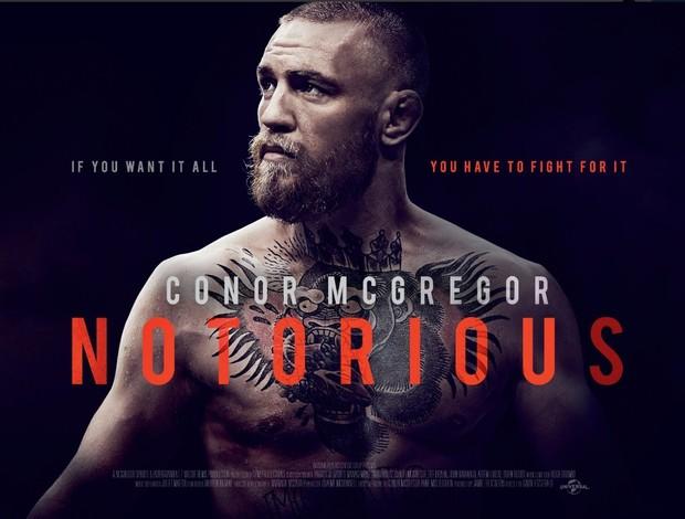 BLOG: Conor McGregor revela produção de filme de sua vida. Veja o primeiro teaser!