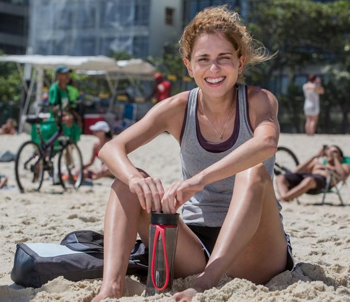 Carol Duarte será Ivana em 'A Força do Querer' (Foto: Fábio Rocha/Gshow)