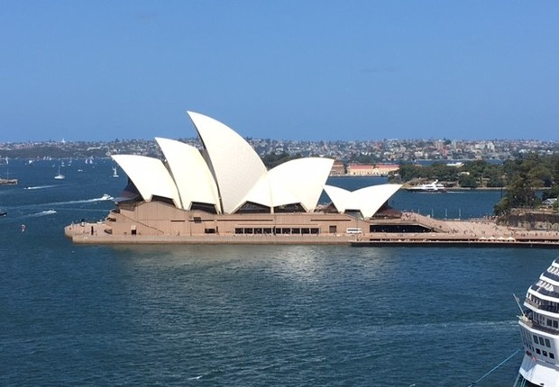 Opera House, Austrália (Foto: The Girls on the Road)