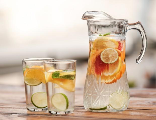 Água aromatizada (Foto: Divulgação)