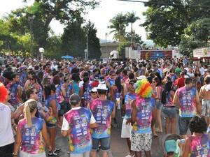 Prefeitura de Mateus Leme suspendeu o carnaval na cidade. (Foto: Divulgação/Prefeitura de Mateus Leme)