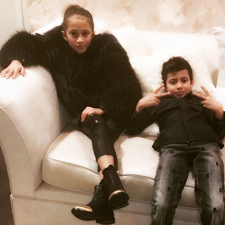 Emme e Maximilian (Foto: Reprodução/Instagram)