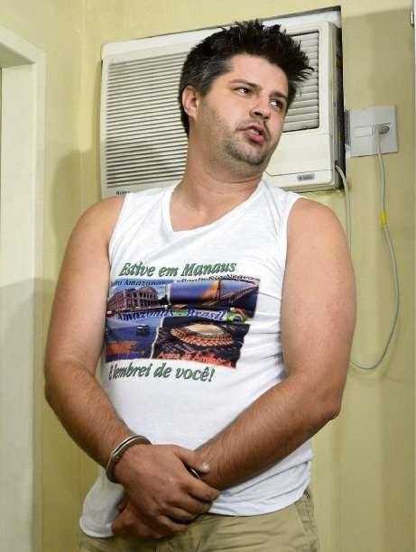 Engenheiro é preso por aplicar golpes em hotéis da Grande Vitória (Foto: Carlos Alberto Silva/A Gazeta)
