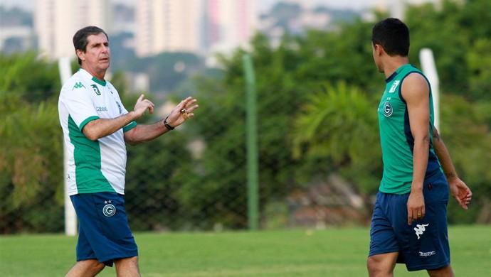 Artur Neto, técnico do Goiás (Foto: Rosiron Rodrigues / Goiás E.C.)