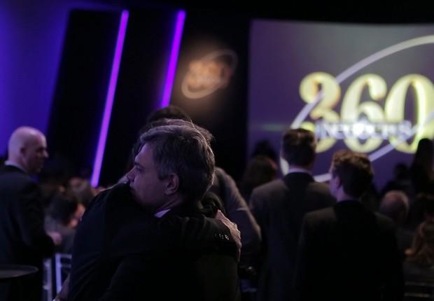 Sexta edição do anuário Época NEGÓCIOS elegeu a Fibria como empresa do ano (Foto: Editora Globo)