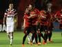 Sport vê no Santos chance de tornar mais leve pressão do fantasma do Z-4