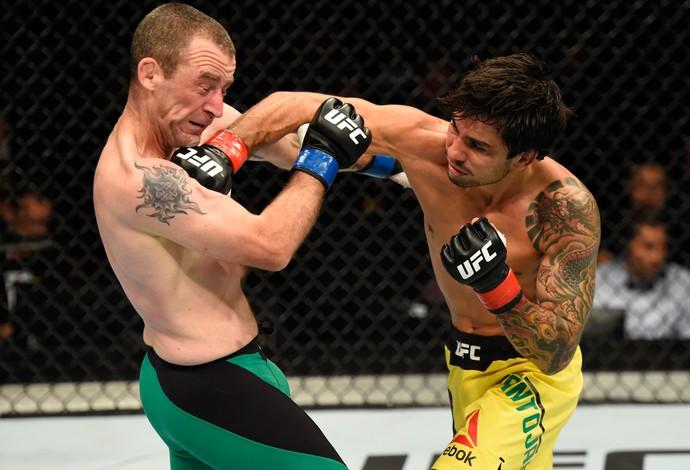 Alexandre Pantoja Neil Seery UFC Escócia (Foto: Getty Images)
