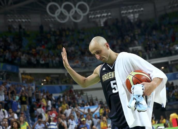 Manu Ginobili (Foto: Reuters)