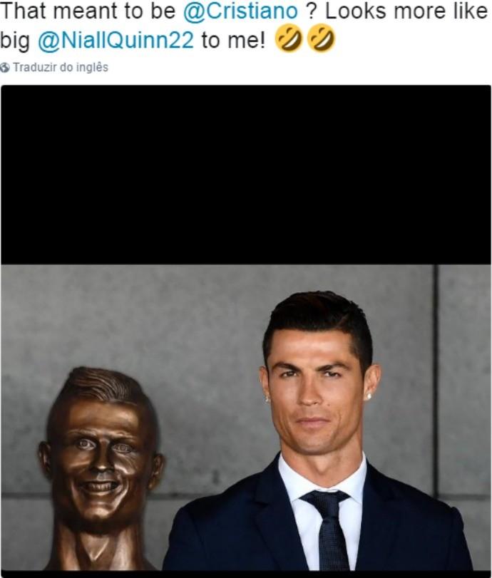 Barton Cristiano Ronaldo