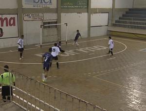 Copa Integração de Futsal 2013, Ubá (Foto: Reprodução/Tv Integração)
