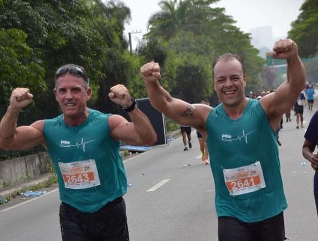 Pedro Vieira e Sérgio Leite