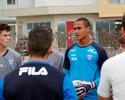 Renan planeja vitória contra o Sampaio Corrêa como presente de aniversário