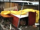 Porto Alegre tem noite de estragos e transtornos por causa de temporal