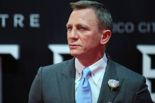 Daniel Craig (Foto: Hector Vivas/STR/Getty Images)