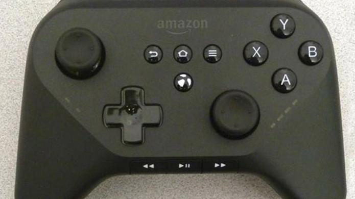 Controle do console da Amazon. (Foto: Divulgação/Anatel)