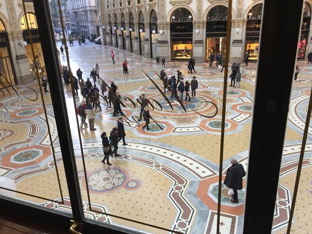 Faça um tour pela Pasticceria Marchesi, do grupo Prada, em Milão (Foto: Jorge Grimberg)
