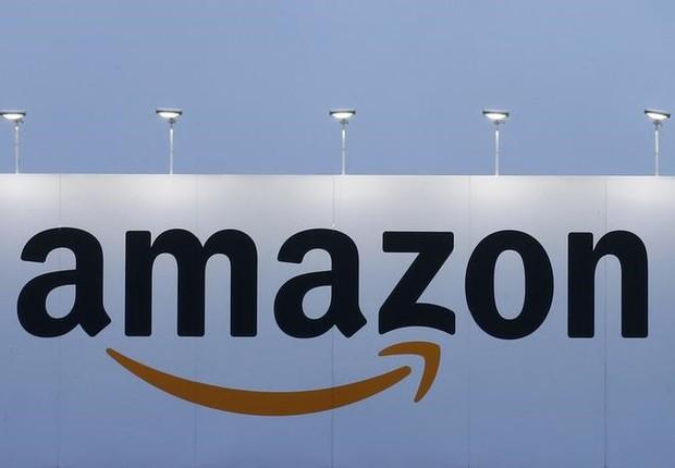 Centro de distribuição da Amazon na França (Foto: Pascal Rossignol/Reuters)