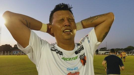 Autor do gol que rendeu título ao Real, Índio fala de vitória e temporada