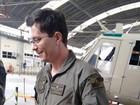 'Estamos em luto pela perda desses heróis', diz tenente coronel de Resende