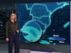 Área de alta pressão ganha força e dificulta formação de nuvens no país